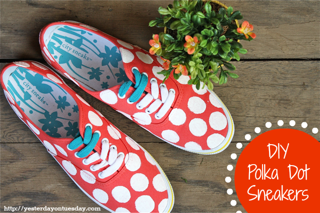 DIY-Polka-Dot-Sneakers