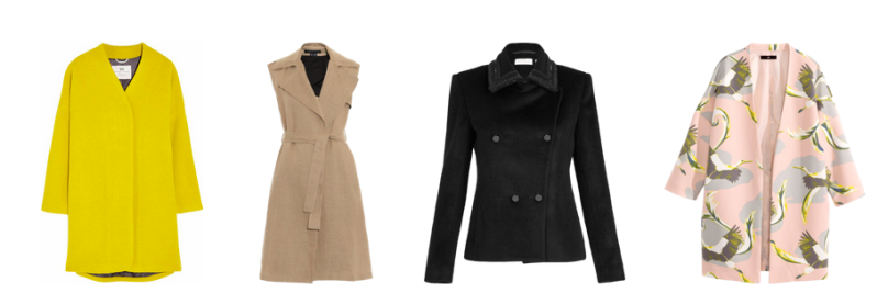 11 items every young professional woman must own -Coat