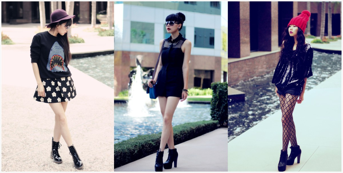 7 Rocker Looks| Nancy's Outfits Roundup #2