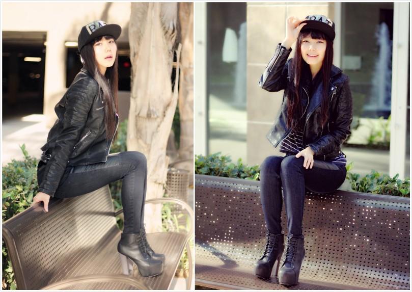 7 rocker looks| Nancy's outfits Roundup 4