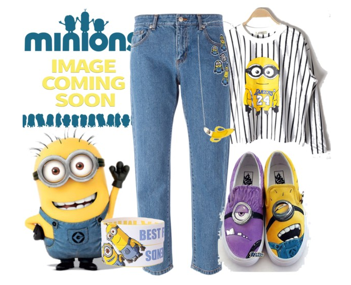 3 minion inspired outfits