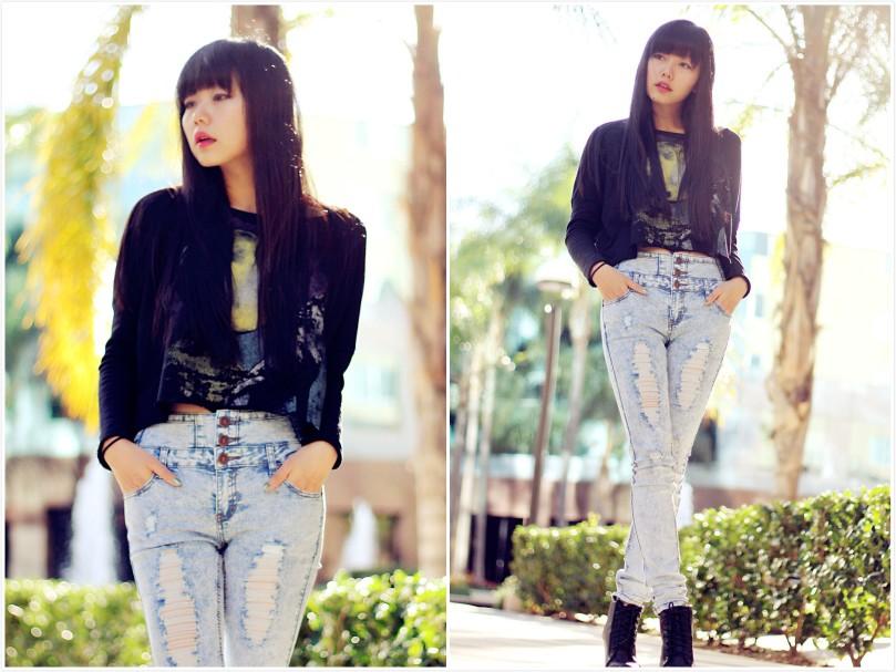 7 rocker looks| Nancy's outfits Roundup 2