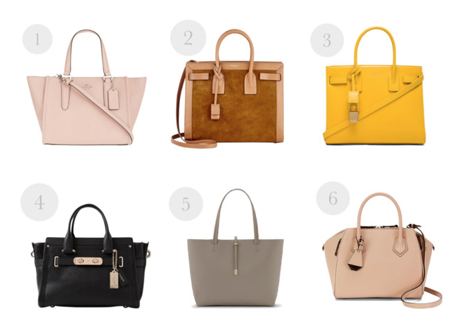 Bags: Wear-Forever colors and shapes !