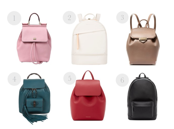 bags: wear forever colors and shapes